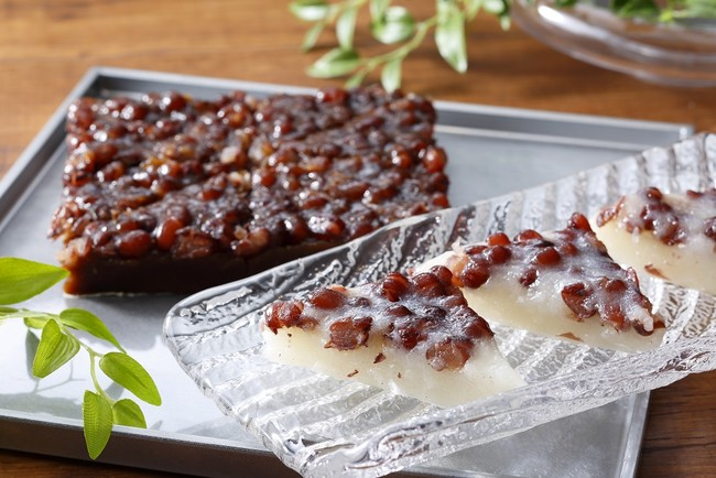 6月にぴったりな和菓子作り『水無月&わらび餅』