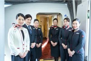 \JALの客室乗務員と学ぶ、特別な英語プログラム/国際線の機内業務、機内アナウンスを英語でオンライン体験!