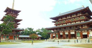 第4回世界遺産薬師寺 禅ヨガイベント
