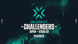 2021 VALORANT Champions Tour Stage3 - Challengers Japan PLAYOFFS