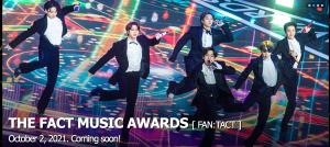 2021 THE FACT MUSIC AWARDS