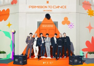 BTS|PERMISSION TO DANCE ON STAGE