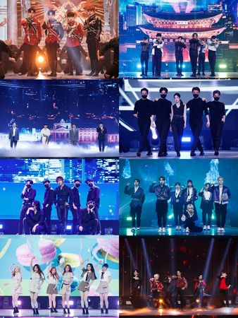 KCON WORLD PREMIERE: The Triangle