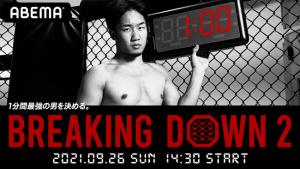 『BreakingDown』第2回大会
